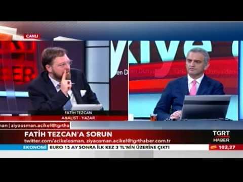 Fatih Tezcan - 1 Mayıs 2015 - TGRT Haber