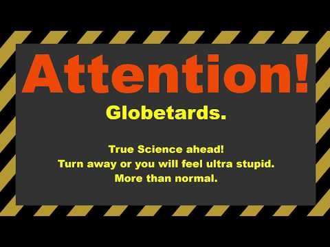 Flat Earth Video - Attention Globetards! The Globe ends now! 😜 thumbnail
