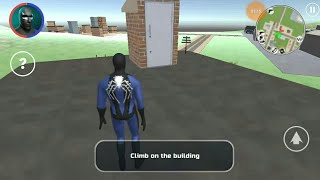 Spider Hero Future Battle Android Gameplay