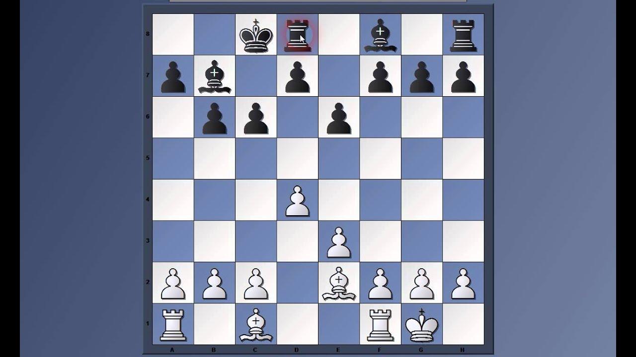 schach rochade regeln
