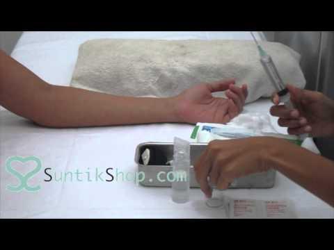 Informasi Jenis Cara Suntik: Injeksi Intra Vena By Suntikshop.com