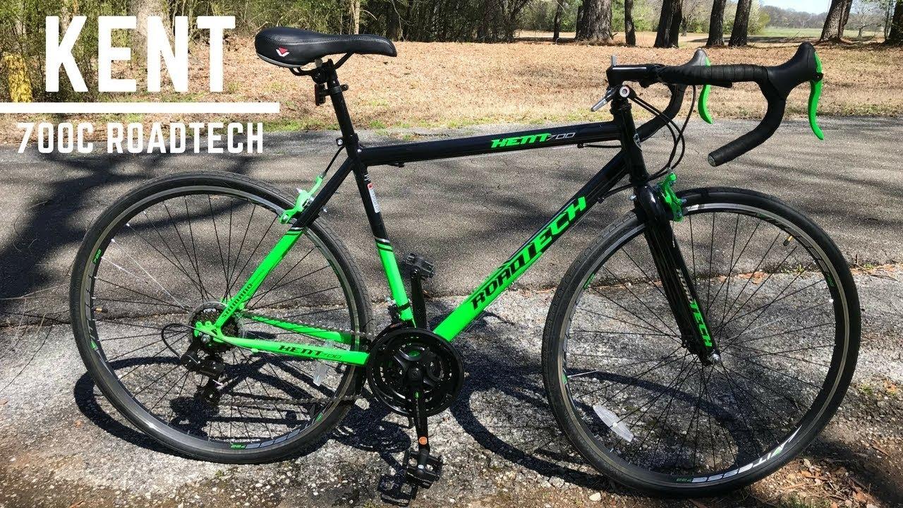 700c Kent RoadTech Road Bike From Walmart