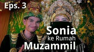 Menyambut Kedatangan Sonia & Antar Muzammil ke Turkey    Adat Aceh Part 2