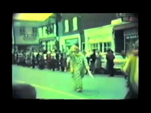 1959 Oakville Christmas parade