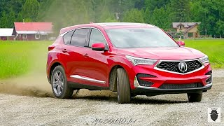 Acura RDX 2019 – A-Spec and SH-AWD / Turbocharged, Torque Vectoring Powertrain, and Premium Features