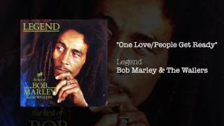 One Love People Get Ready Bob Marley The Wailers Legend 1984