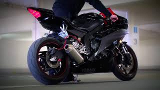 Yamaha R6 Egsoz Sesi Çok Fenaaaa