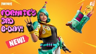 🔴 YOU'RE INVITED!! CUSTOMS: Fashion Shows and Hide and Seek | !giveaway | - Fortnite: Chapter 2