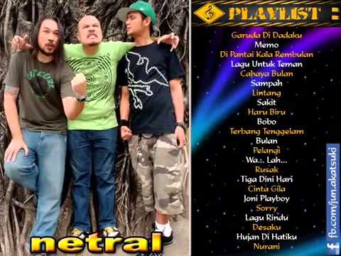 FULL ALBUM THE BEST OF NETRAL