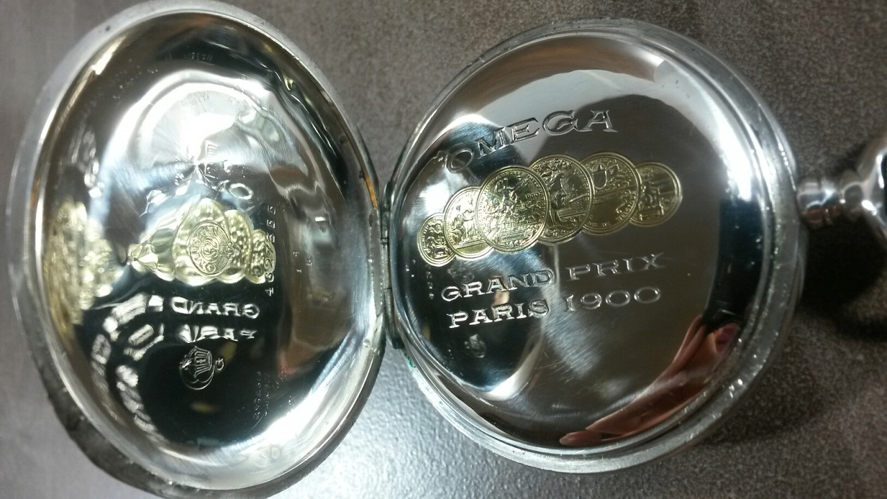 Specialities Olympic Pocket Watch Watches | OMEGA®