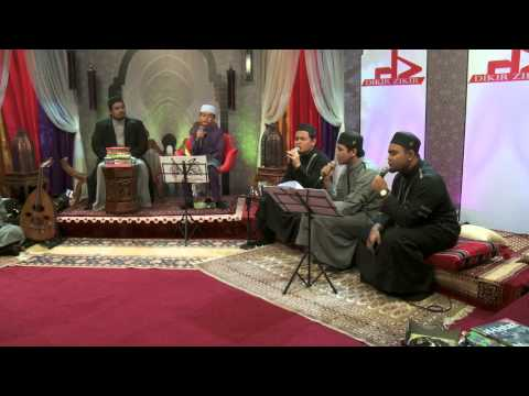 S4EP12 Selawat - Adik Zaid & UNIC
