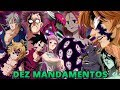 Download NANATSU NO TAIZAI: OS 10 MANDAMENTOS | Player Solo