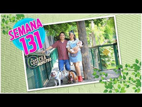 SEMANA 131 / PRIMER PASEO FAMILIAR!