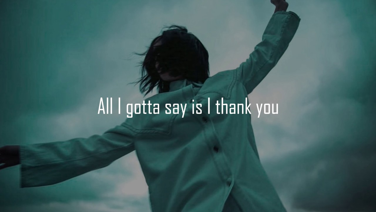 Thank You - Kehlani (Lyrics) - YouTube
