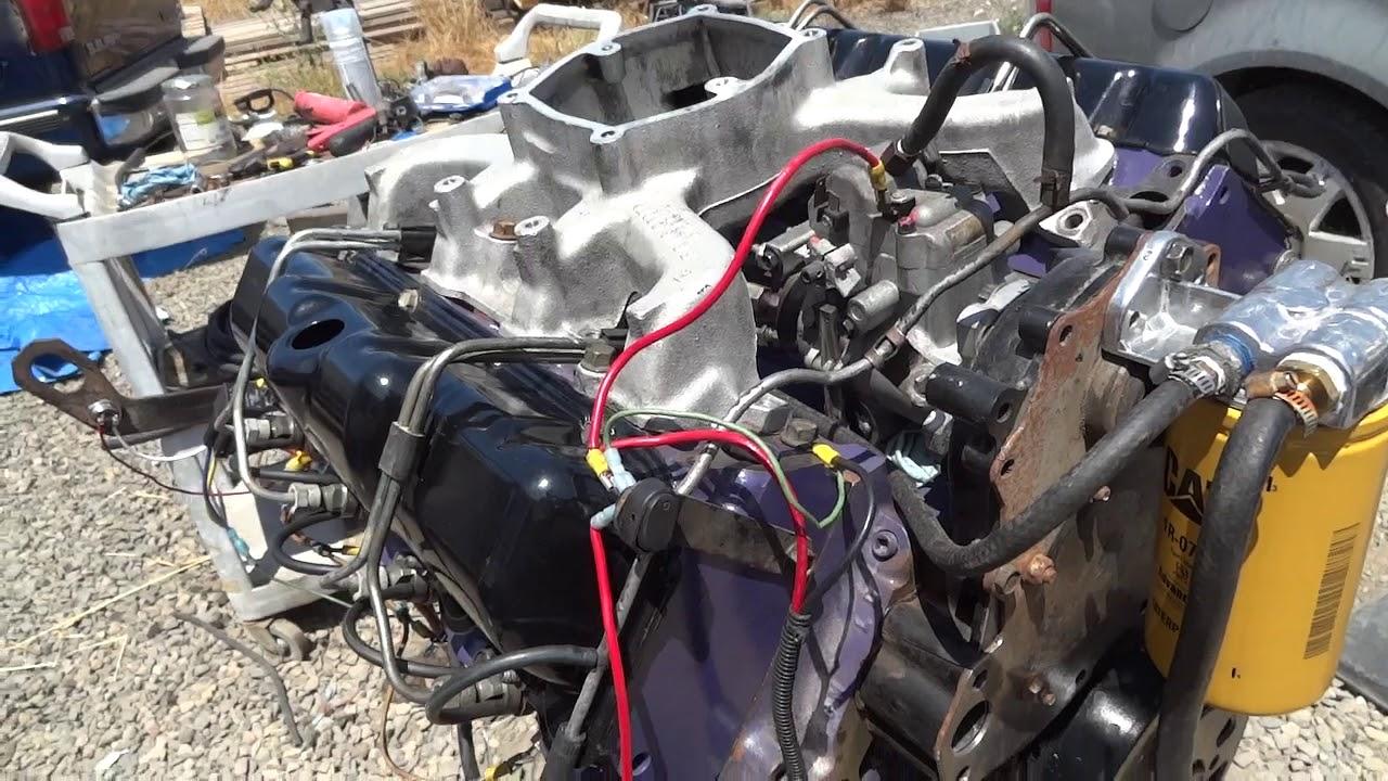 Gm 6 5 Turbo Sel Engine