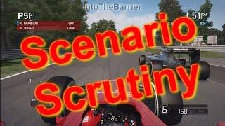 F1 Game 2014 - Scenario Scrutiny Thumbnail