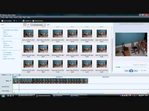How To Make And Publish A Stop Motion On Windows Movie Maker Very Easily
