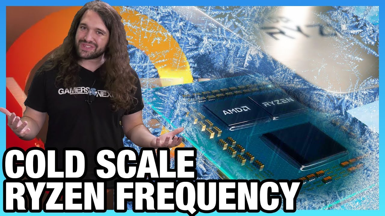 AMD Ryzen Frequency Scale - Temperature is Important for Ryzen 3000 CPUs