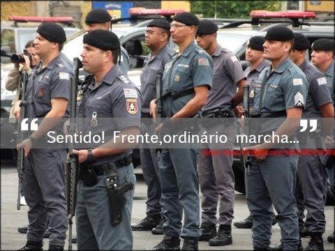 CANÇÃO DA PMSP / ROTA