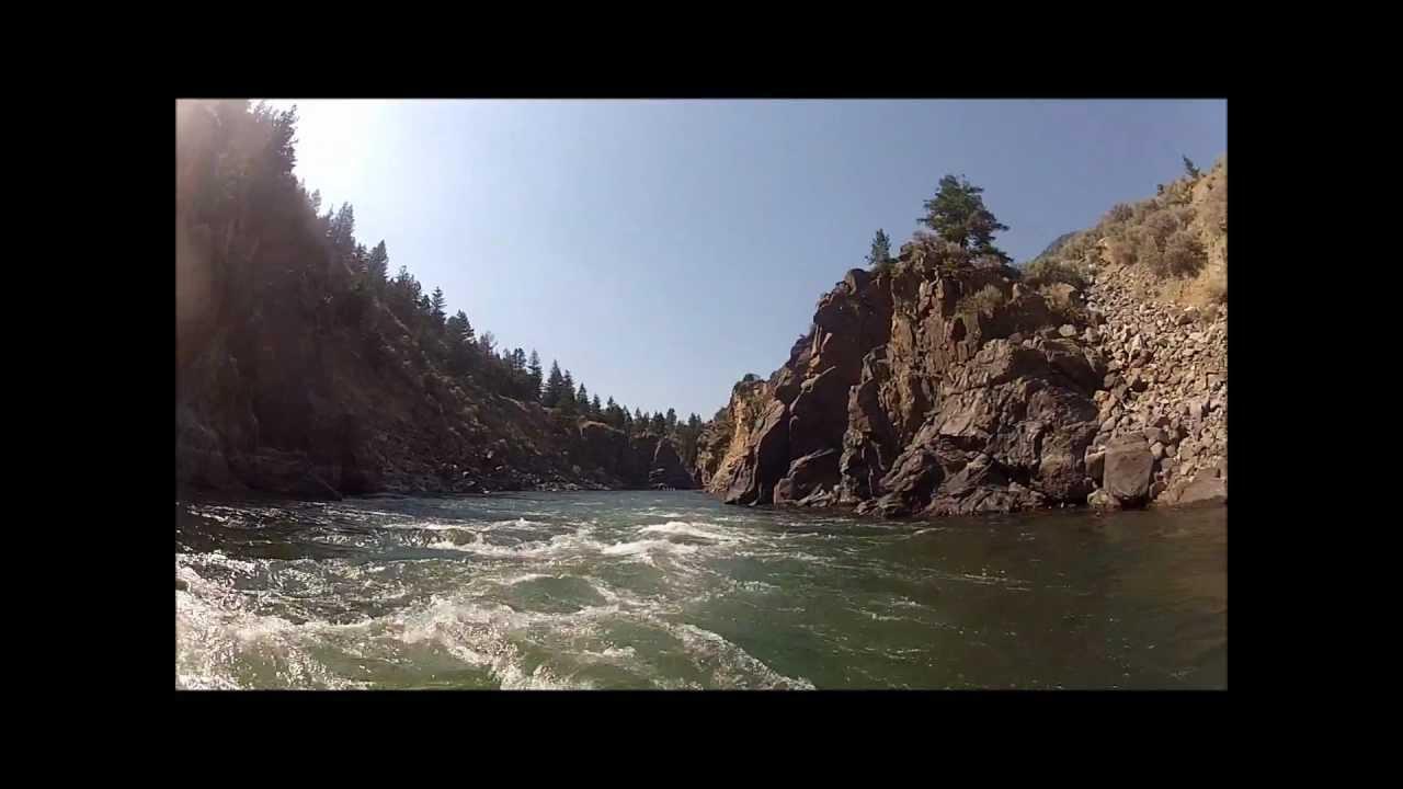 Yellowstone River-Yankee Jim Canyon
