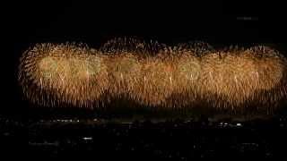 2014 長岡花火 フェニックス [4K] Revival prayer fireworks【Phoenix】 2014年8月2日 Nagaoka Fireworks festival