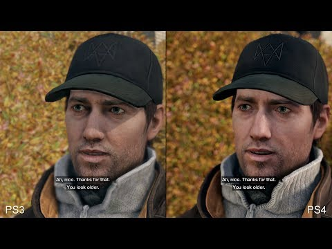 Watch Dogs: PS3 vs PS4 Comparison