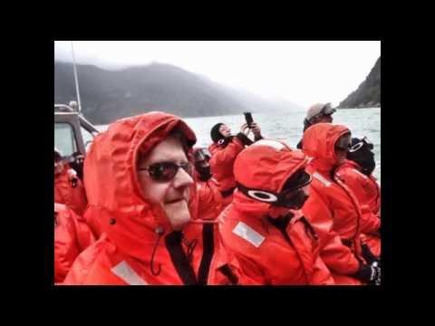 Alaska Ocean Raft Adventure