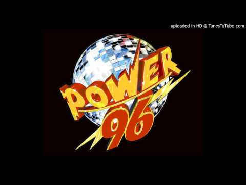 DJ Laz Power 96 Mix Around 1995 -1996