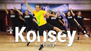 Konsey J. Perry - dance l Chakaboom Fitness l choreography