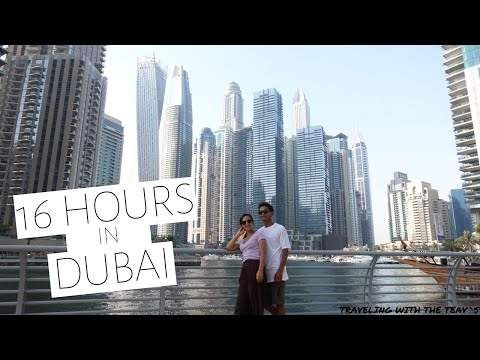 What To Do On A Layover In DUBAI