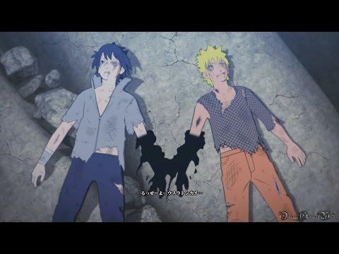 NARUTO 疾風伝 ナルティメットストーム4 - #36 新生の章・ナルトとサスケ③(S RANK NO DAMAGE)