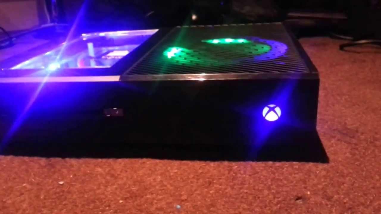 Mods Original Xbox Case