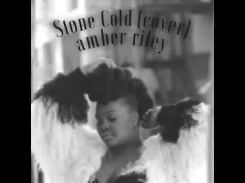 Stone Cold Cover by Amber Riley