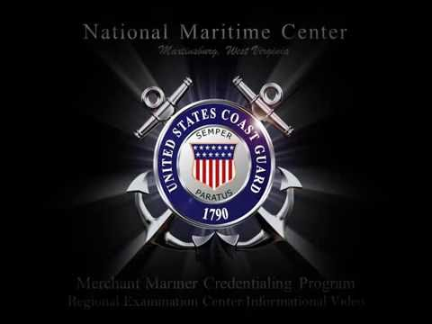 National Maritime Center: Regional Examination Center