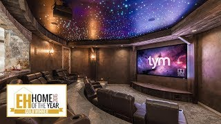 Best Home Theater, Home of the Year Awards 2016 - Electronic House