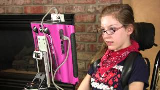 Assistive Technology in Action - Meet Elle