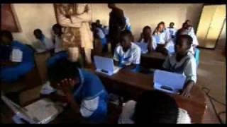 Intel-powered classmate PC in Nigeria in 2007