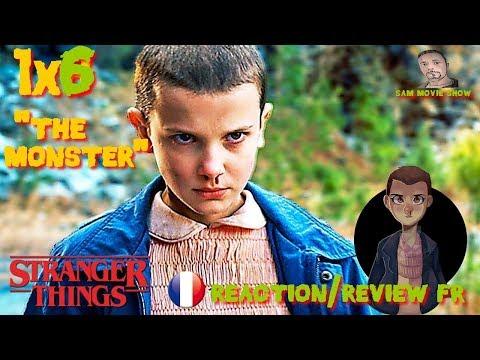 STRANGER THINGS : SAISON 1 ÉPISODE 6