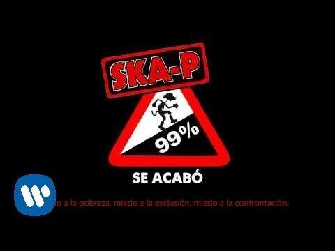 Ska-P - Se acabó (Lyric)