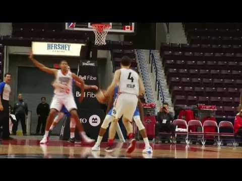 Game Highlights: Oklahoma City Blue at Raptors 905 - December 15, 2016