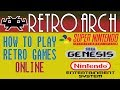 Retroarch Online/NetPlay-How To With Port Forwarding