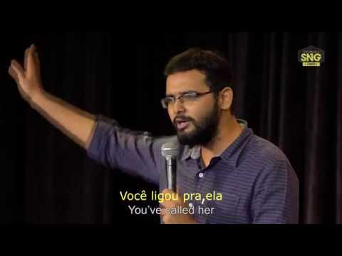 Stages Of Drinking (Legendado/Tradução) Standup Comedy By Kautuk Srivastava
