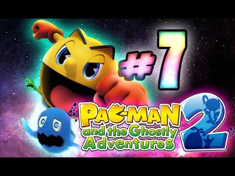 Pac-Man And The Ghostly Adventures 2 Walkthrough Part 7 (PS3, X360, WiiU) Paclantis