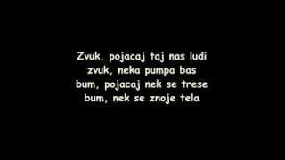 MC YANKOO feat. ANDREA - ZVUK (Tekst - Lyrics)