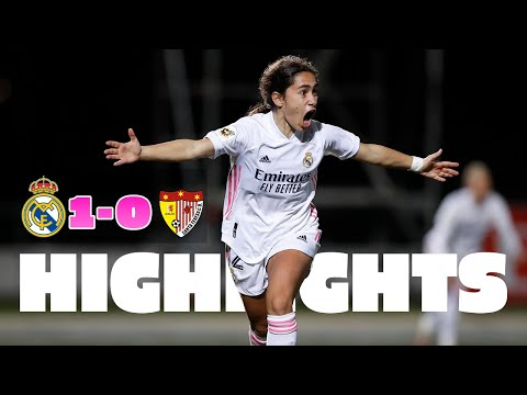 ???? HIGHLIGHTS | Real Madrid 1-0 Santa Teresa | Primera Iberdrola