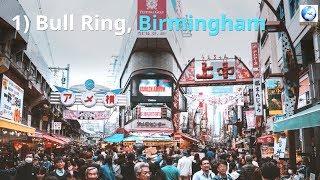 Top 5 best tourist spot in Birmingham in UK