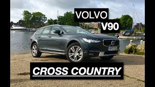 homepage tile video photo for 2017 Volvo V90 Cross Country Review - Inside Lane