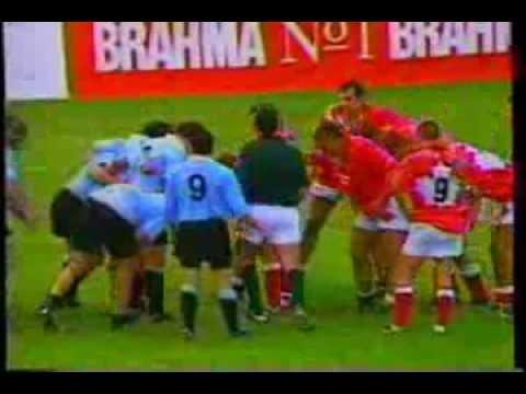 Canada vs Uruguay 1996