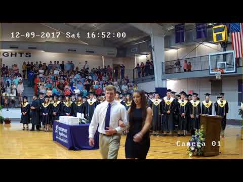 2018 Centerpoint High School Graduation Ceremony