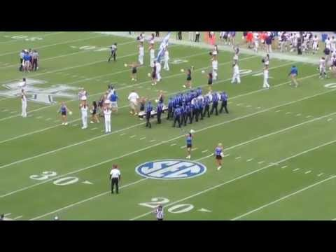 UK Begins New Tradition Between Third and Fourth Quarter